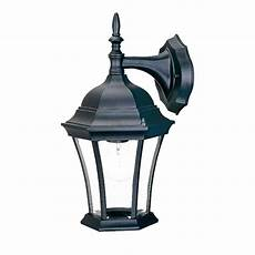 acclaim lighting brynmawr collection 1 light matte black