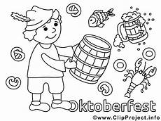 oktoberfest ausmalbilder gratis f 252 r kinder