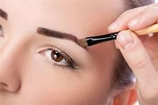augenbrauen schminken stift oder puder tipps net