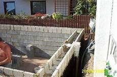 Pool Mauern Oder Betonieren - beton ringanker mischungsverh 228 ltnis zement