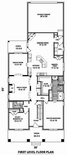 cottage house plans for narrow lots best 25 narrow lot house plans ideas on pinterest