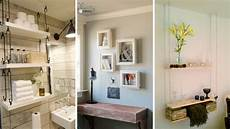 5 cheap diy hanging shelving ideas for small bedroom youtube