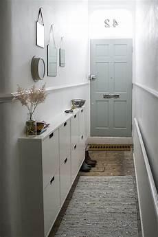 Ideen Schmaler Flur - 30 fabulous hallway storage ideas home and gardening ideas