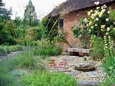 Gartengestaltung Steine Vorgarten - landscaping with gravel and stones 25 garden ideas for