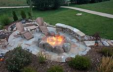 Design Feuerstelle Garten - custom pit atlanta outdoor designs inc
