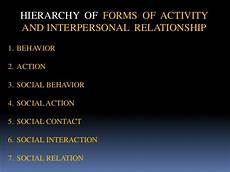 interpersonal relationship and leadership