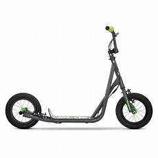 mongoose expo scooter 12 inch wheels ages 6 and up grey