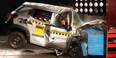 Worst Crash Test by These Cars Got Zero Crash Test Ratings And They Re