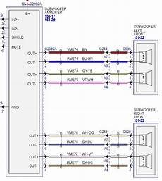2005 mustang shaker 500 wiring diagram my wallpaper shaker 500 pre out mustang evolution