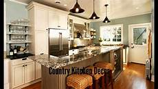 Home Decor Ideas For Small Kitchen by 40 Small Country Kitchen Ideas 2018 Dapoffice