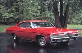 1968 Chevrolet Impala SS 427  Chevy Classic And
