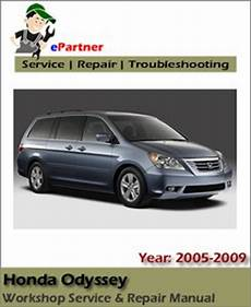where to buy car manuals 2005 honda odyssey electronic valve timing honda odyssey service repair manual 2005 2009 automotive service repair manual