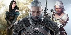 Ciri The Witcher - netflix s the witcher casts ciri yennefer more screenrant