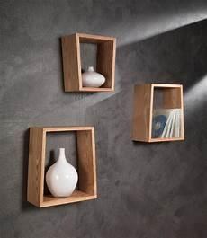 leroy merlin mensole set tre mensole brenda a parete in legno rovere