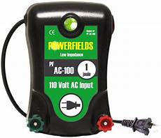 1 0 joule 110 volt ac energizer powerfields high quality electric fence