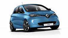 Zoe Electric Renault Uk