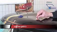 Dellen Entfernen Gro 223 E Dachlawine Reparieren Mit Dellen