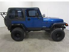 car repair manual download 1994 jeep wrangler security system sell used 1994 jeep wrangler se 4 0l i6 manual hard top lifted 4x4 co owned 80 pics in parker