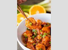 Orange Peel Shrimp