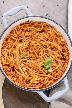 easy meaty spaghetti recipe bolognese s corner