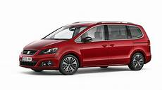 2016 Seat Alhambra 20th Anniversary News And Information