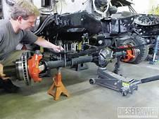 Building A Dana 60 Front Axle That'll Never Fail  Diesel