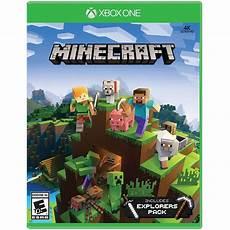 Malvorlagen Minecraft Xbox One Microsoft Minecraft Explorers Pack Xbox One 44z 00078 B H