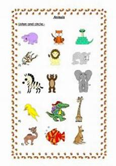 animal boogie worksheets 13809 worksheets the animals worksheets page 617