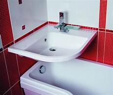 prix d un lavabo de salle de bain un lavabo au dessus d une baignoire c est possible