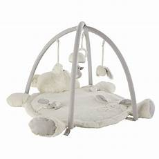 tappeto neonato tappeto da gioco neonato orsacchiotto in cotone 60 x 90 cm