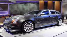 cadillac cts v sport wagon 2012 a sporty family car