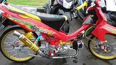 Modifikasi Yamaha R by Modifikasi Yamaha R Racing Warna Merah