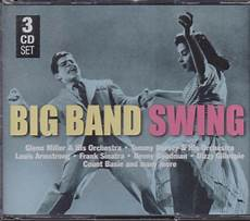 big band swing big band swing various artists on 3 cd s new