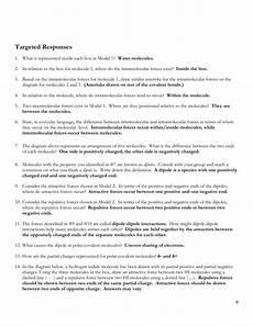 intermolecular forces pogil worksheet answers free printables worksheet