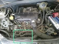 Vidange Huile Et Changement Filtre 224 Huile Sur Renault