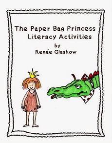 paper bag princess worksheets 15703 the third grade learning spot the paper bag princess