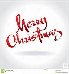 merry christmas lettering vector royalty free image 21448825