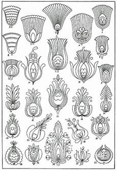 Jugendstil Malvorlagen Lernen Traditionelle Ungarische Muster Erinnern Mich An