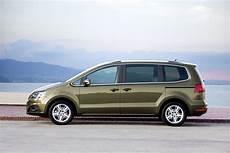 seat alhambra benziner seat alhambra der seriensieger meinauto de
