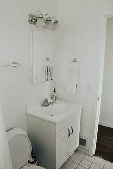 easy ways to update your rental bathroom advice from a twenty something