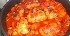 recettes des paupiettes de veau 224 la tomate les recettes