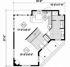 vacation house plans sloped lot southern vacation home plan for sloping lot 80619pm