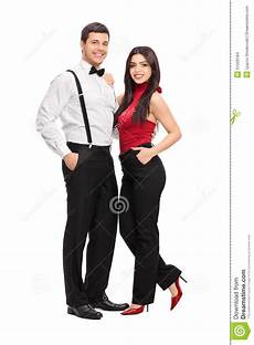 male and female model male and female fashion models posing stock photo image