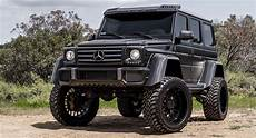 Mercedes G500 4x42 Tuning 0 Carscoops