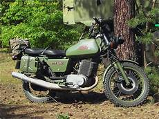 Mz Etz 250 Part One Classic Motorcycle Guide