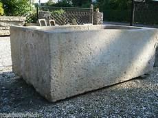 steintröge selber machen ant l 193cm granittrog wassertrog brunnen grander ca 1800