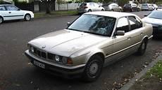 Aussie Parked Cars 1994 Bmw E34 520i