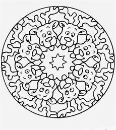 Ausmalbilder Weihnachten Mandalas Coloring Pages
