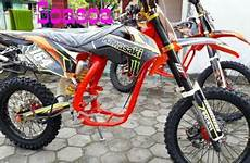 Gestrek Mio by Modifikasi Rangka Motor