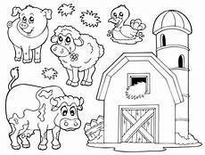 Ausmalbilder Tiere Bauernhof Kostenlos Ausmalbilder Bauernhof 16 Ausmalbilder Zum Ausdrucken